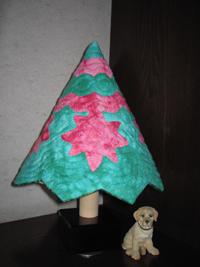 クリスマスツリー出来ました♪